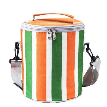 オリジナルランチバッグ 弁当箱 保温バッグ カトラリーセット付き 簡易保冷機能付き 家庭用