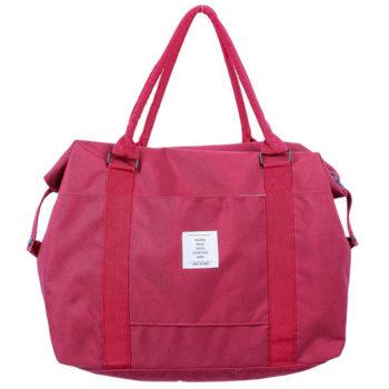 旅行用バッグトートバッグ ボリエステルバッグ 男女兼用  キャリーバッグ 大容量カバン