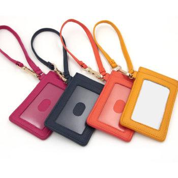 バスケース 可愛いケース カードケース 通勤 ICカード入れ 通学 PUレザー 学生証入れ