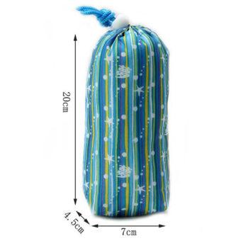 ポリエステル保温バッグ オシャレ ボトルカバー「トモウ」オリジナル製作 子供 かわいい 保冷 保温 500ml アルミ蒸着 遮光機能 表面撥水 小ロット 卸し売り 製造メーカー