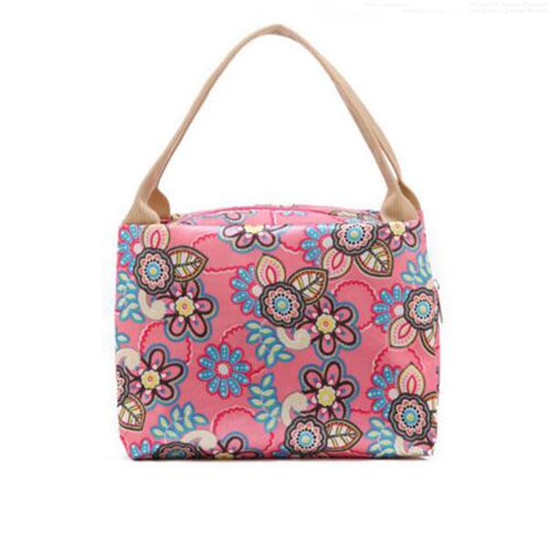 保冷トートバッグ オシャレ お弁当入れ「トモウ」オリジナル 製作 キャンバス素材 可愛いランチバッグ