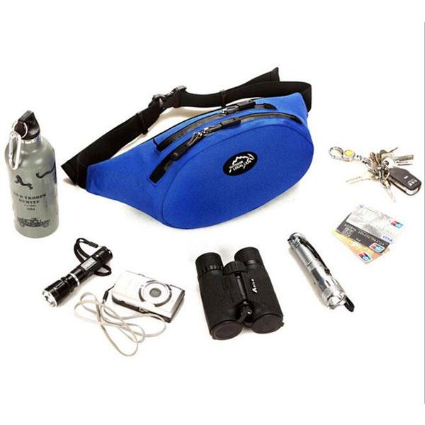 多機能 大容量なウエストポーチ メンズ レディース 防水バッグ スポーツ ジョギング ランニング 旅行 登山 散歩