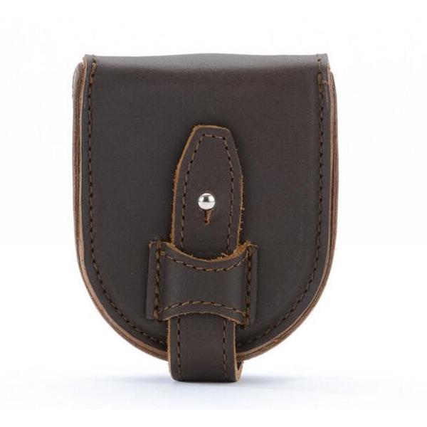 メンズ コインケース 本革小銭入れ ブラウン 馬蹄型 ミニ財布 誕生日 プレゼント 財布
