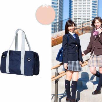 スクールバッグ 日本 男女 高学生 JK COS 通用 通勤 オリジナル 小売