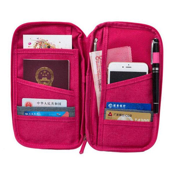 防水パスポートケース  パスポートバッグ カードケース 通帳ケース クラッチバッグ トラベルポーチ 海外旅行グッズ OEM小ロット製作対応