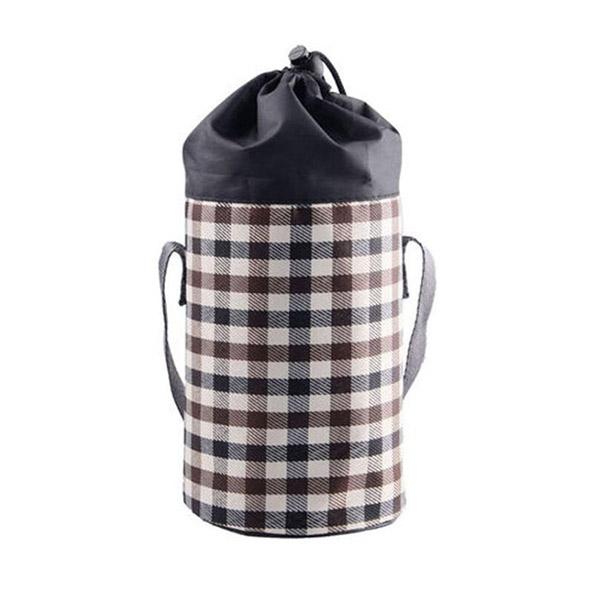 水筒カバー ベルト付き 携帯便利 おしゃれ 保冷 ペットボトル ケース オリジナル小ロット製作仕入れ対応