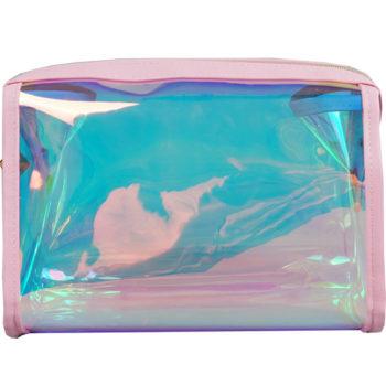 透明ビニールバッグ 防水 レディース 大きめ 女子 化粧品 ポーチ