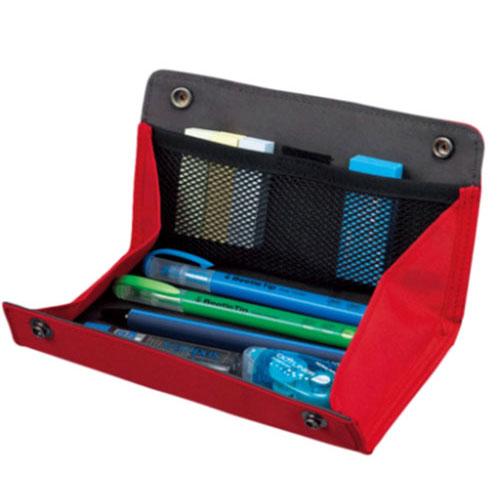 筆箱としては多様にお使いでき名入れやノベルティとして製作