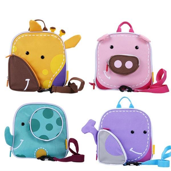 幼稚園 防水ショルダーバッグ おもしろ 通園カバン 鞄 キッズリュックサック