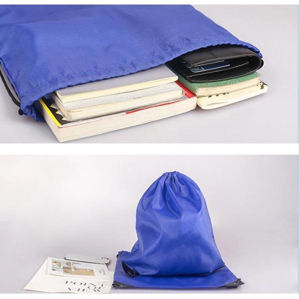 オリジナル製造 巾着袋 スポーツ 印刷 リュックサック 最適 多用性 大容量
