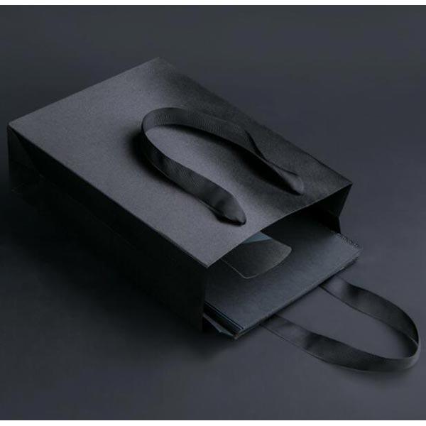 高級 手上げ クラフト 手提げ 紙袋 シルク 多用性 ギフトボックス 包装 オーダーメイド