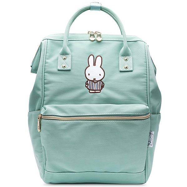 学生バッグ 通学鞄 可愛いうさぎ 刺繍 スクールバッグ 旅行ショルダーカバン