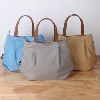 通勤ミニ ママバッグ 手持ち キャンバス鞄 ミニ手提げ カバン 安心感