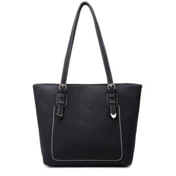 トットバッグ 黒カバン レディース 激安 大人気鞄