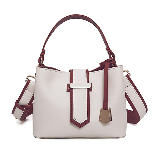 バケツバッグ シンプルデザイン ショルダーカバン 手持ちバッグ プレゼント 大人カバン