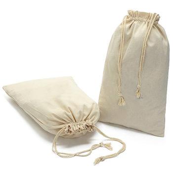 オリジナルコットン巾着袋 コットンポーチ「トモウ」OEMハンドバッグ工場 おもちゃ袋 アクセサリーポーチ 和風 小物入れ プレゼント用 ラッピング袋 ギフト用 無地 小ロット仕入れ 激安
