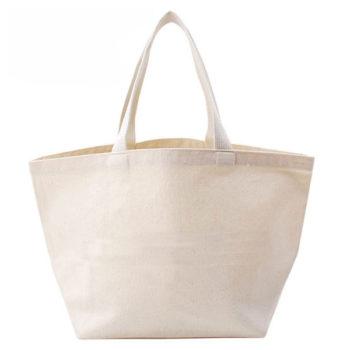 帆布 キャンバスバッグ「トモウ」オリジナル生産 トートバッグ シンプル レディース帆布バッグ 小物入れ 通勤 通学 小ロット 仕入れ 激安 製造メーカー