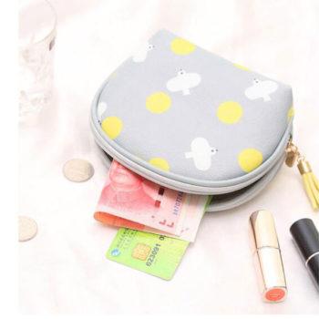 ミニOEMコインケース レディース オシャレ「トモウ」オリジナル製作 小銭入れ 本革 ミニ財布 化粧品入れ