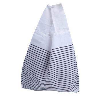 人気ショッピングバッグ ポリエステル素材「トモウ」製作 折り畳み式  エコバッグ シンプル コンビニバッグ オシャレ