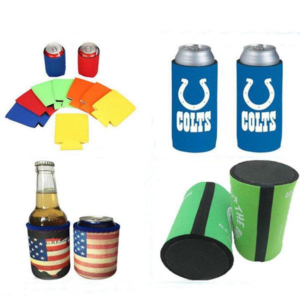 飲料缶カバー ビール/ソーダ/飲料 ボトルカバー トモウオリジナル製作 クーラーカバー ビール瓶カバー