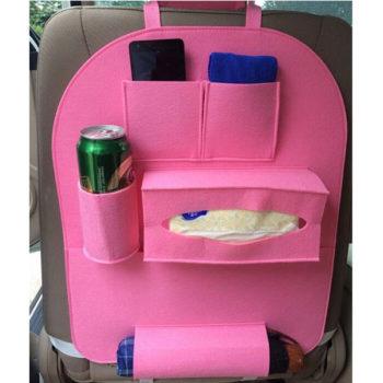 ストレージバッグ Storageバッグ 多機能ボッケト ピンク ブラック レッド