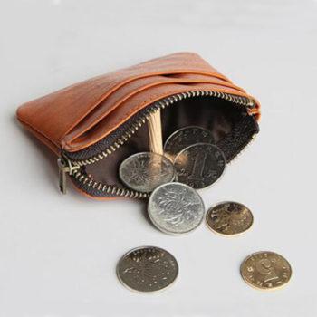 本革小銭入れ コインケース メンズ レディース カードケース サブ財布 コンパクト