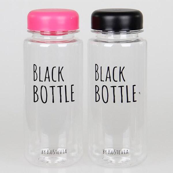 OEMクリアボトル 500ml 水筒ドリンクボトル ウォーターボトル 大人 学生用 オリジナル小ロット卸売 名入れ印刷製作対応 多種形選択可