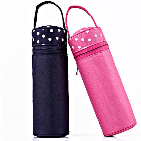 OEMシンプル水筒カバー 保冷保温のボトルカバー 水筒ケース 携帯式 ペットボトルカバー オリジナル仕入れ製作対応