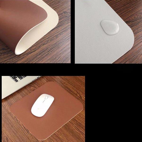 OEM製造 PUレザー マウスパッド 高級感 可愛い 家庭用とオフィス用 使い便利