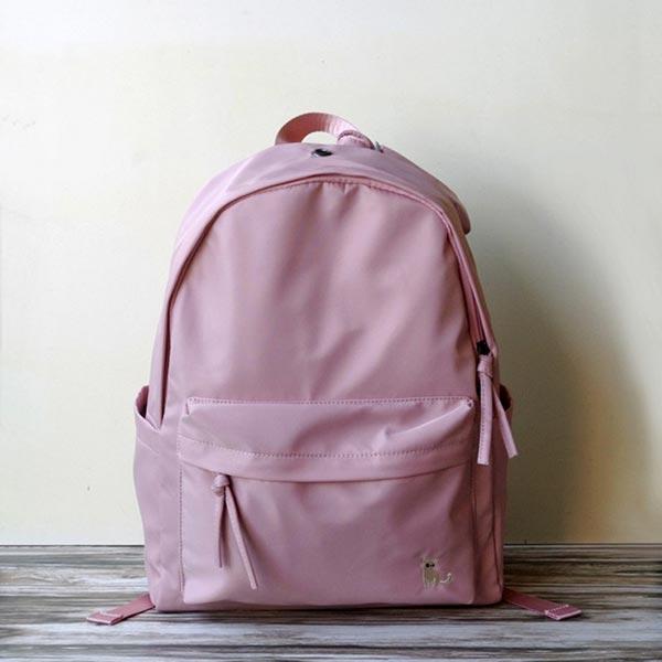 刺繍 合成皮バッグ A4サイズ対応 カジュアルレディースカバン 防水オックスフォード