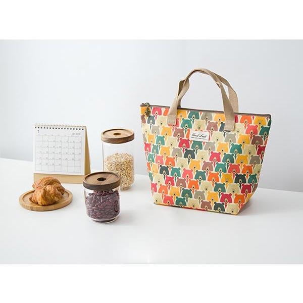 保温バッグ 可愛い デザイン 最適 弁当袋 OEM製造 防水
