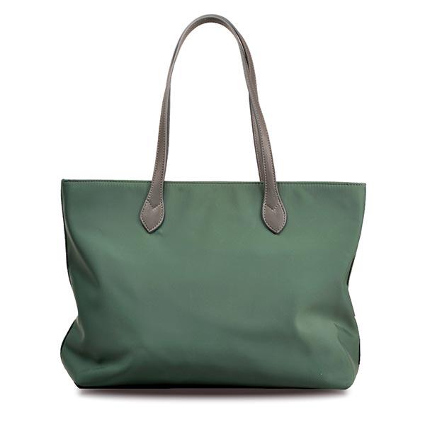 手提げ 女性 トートバッグ 大容量 ナイロン 肩掛け シンプル キャンバスバッグ オリジナル製造